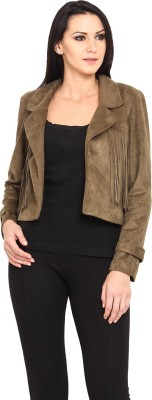 Pera Doce Full Sleeve Solid Women's Fashion Jacket