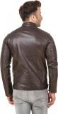 PerryJones Full Sleeve Solid Men's Jacke...