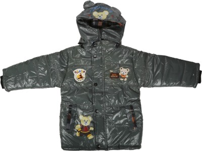 BABY BOO Full Sleeve Embellished Boys Jacket