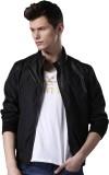 WROGN Full Sleeve Solid Men's Jacket