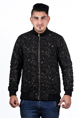 Ned. Full Sleeve Printed Men's Jacket