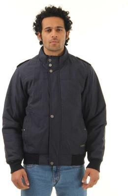 Monte Carlo Full Sleeve Solid Men's Jacket