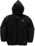 Nike Full Sleeve Solid Girls Quilted Jac...