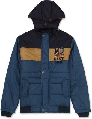 London Fog Kids Full Sleeve Solid Boy,s Jacket