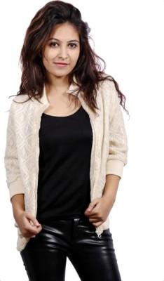 FADJUICE Full Sleeve Striped Women's Jacket