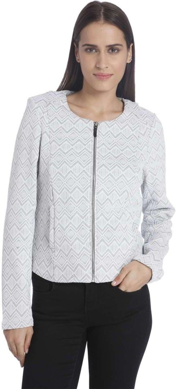 Vero Moda Full Sleeve Printed Women's Jacket
