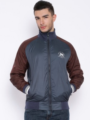Pepe Jeans Full Sleeve Solid Men's Jacket