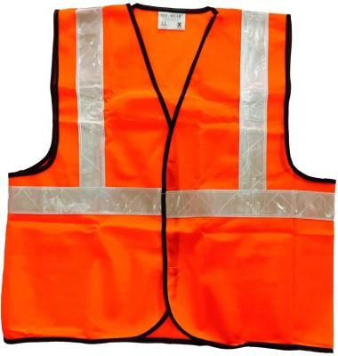 Saviour Sleeveless Solid Men's Jacket