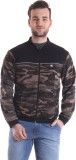 Dazzgear Full Sleeve Printed Men's Jacke...
