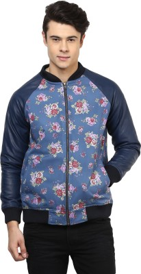 Atorse Full Sleeve Printed Men's Jacket