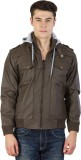 ASST Full Sleeve Solid Men's Jacket
