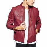 Zahr Full Sleeve Solid Men's Jacket