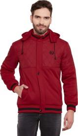 Canary London Full Sleeve Solid Men's Jacket