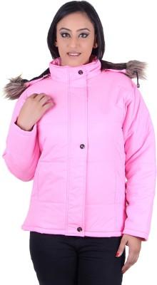 D.K. Full Sleeve Solid Women's Jacket