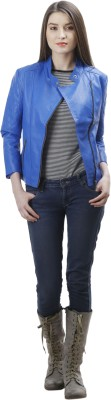 Launcher Full Sleeve Solid Women's Jacket