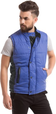 Prym Sleeveless Solid Men's Jacket