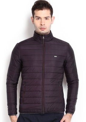 HRX by Hrithik Roshan Full Sleeve Solid Men,s Quilted Jacket