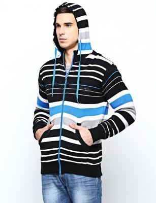 Sports 52 Wear Full Sleeve Striped Men's NA Jacket