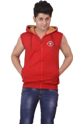 Ace Sleeveless Solid Men's Jacket