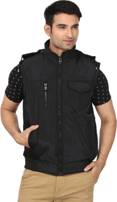 Meadows Sleeveless Solid Men's Jacket