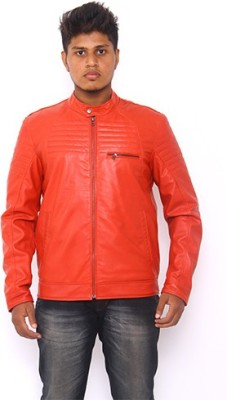 Naza Full Sleeve Solid Men's Jacket