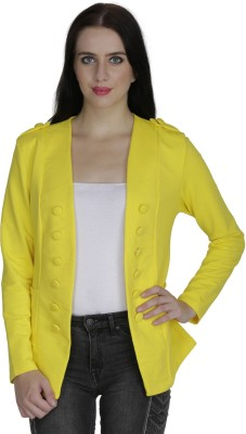Svt Ada Collections Full Sleeve Solid Womens Jacket