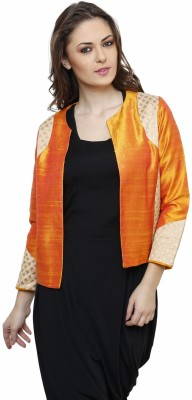Ritzzy Full Sleeve Solid Women's Jacket