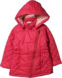 Beebay Full Sleeve Solid Girls Jacket