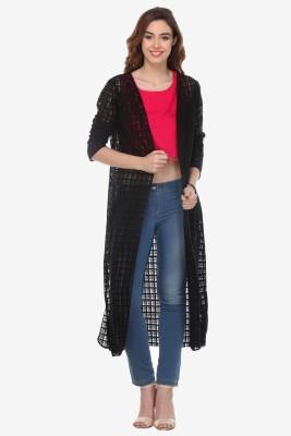 Varanga Full Sleeve Solid Women's Jacket