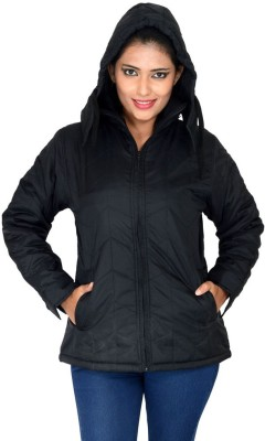 Romano Full Sleeve Solid Women's Quilted Jacket