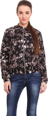 Ama Bella Full Sleeve Printed Women's Jacket