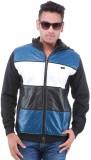 Oceanic Full Sleeve Striped Men's Jacket