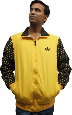 Myara Collection Full Sleeve Striped Men's Jacket