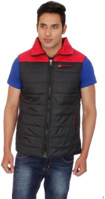 Truccer Basics Sleeveless Solid Men's Jacket