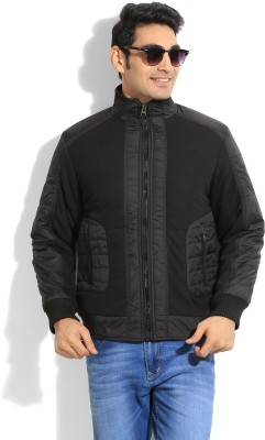 Fort Collins Sleeveless Solid Mens Quilted Jacket