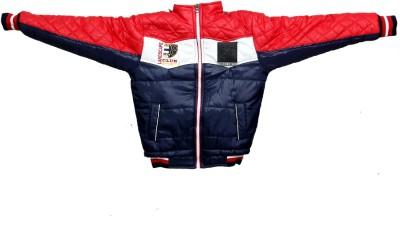 Enclothe Full Sleeve Self Design Boy's Jacket