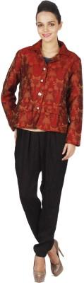Jappshop Full Sleeve Woven Women's Jacket
