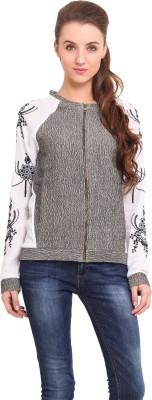 Ama Bella Full Sleeve Solid Women's Jacket