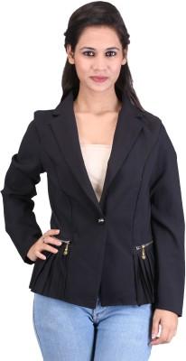 Sheezworld Full Sleeve Solid Women's Peplum Jacket