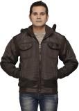 Urban Krew Full Sleeve Solid Men's Jacke...