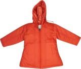 FS Mini Klub Full Sleeve Solid Girls Jac...