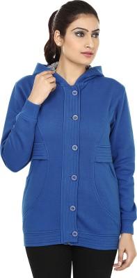 Haniya Full Sleeve Solid Women's Jacket
