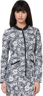 Kaaryah Full Sleeve Printed Women's Fashion Jacket