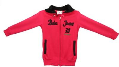 Eimoie Full Sleeve Embroidered Girl's Jacket