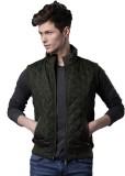WROGN Sleeveless Solid Men's Jacket