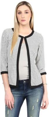 The Vanca Striped Womens Jacket