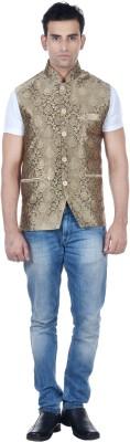 Amafhh Sleeveless Woven Men's Jacket