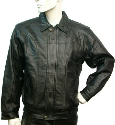 H&B Fashion Full Sleeve Solid Men,s Garments Jacket