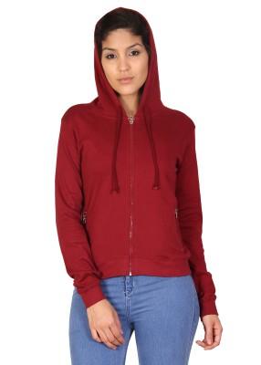 Alibi By Inmark Full Sleeve Solid Women's Jacket