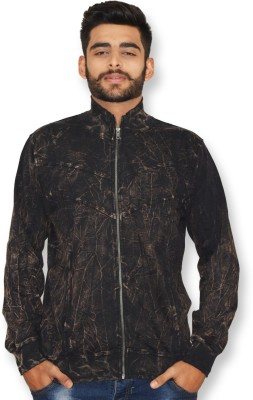 Riot Jeans Full Sleeve Solid Men's Jacket